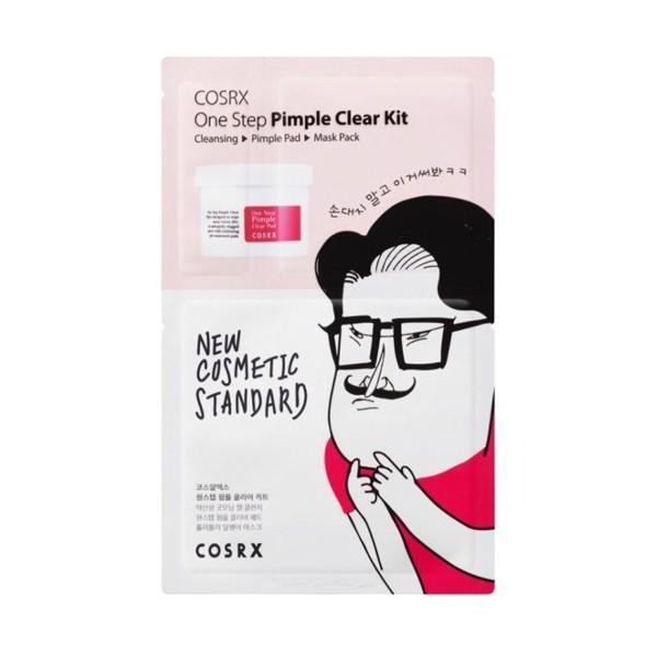 Набор по уходу за кожей лица CosRX One Step Original Clear Kit