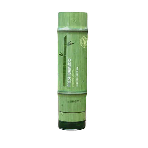 Гель для тела с экстрактом бамбука Saem Fresh Bamboo Soothing Gel 99%