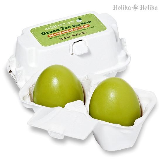 Пенка для умывания Holika Holika The Egg-Shaped Soap