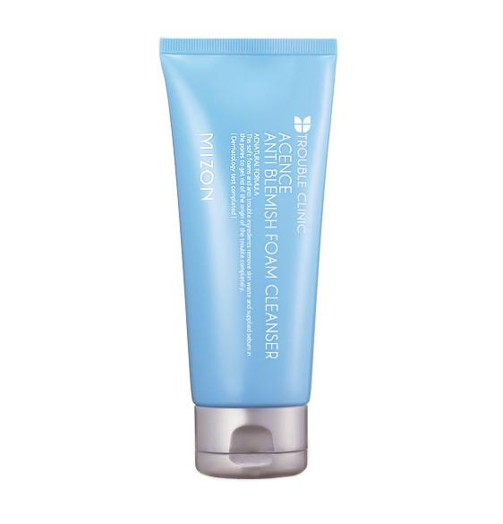 Пенка для очищения проблемной кожи Mizon Acence Anti Blemish Foam Cleanser