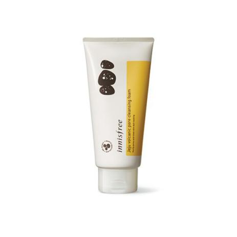 Пенка для умывания для матирования кожи Innisfree Jeju Volcanic Pore Cleansing Foam