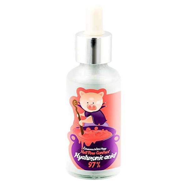 Сыворотка для лица Elizavecca Hell Pore Control Hyaluronic Acid 97%