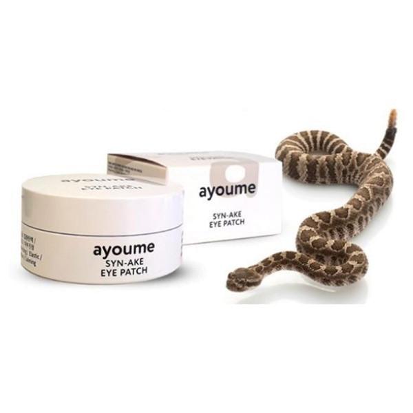 Патчи для глаз с пептидом AYOUME Syn-Ake Eye Patch