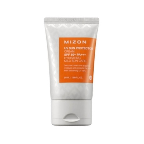 Солнцезащитный крем Mizon UV Sun Protector Cream SPF50+PA+++