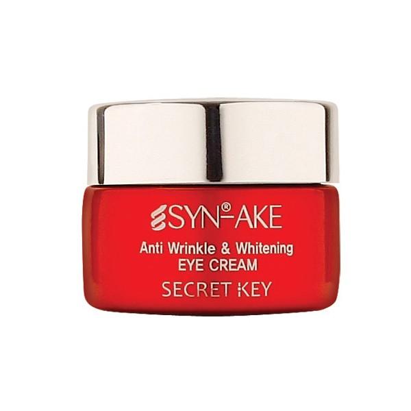 Крем для глаз Secret Key SYN-AKE Anti Wrinkle and Whitening Eye Cream