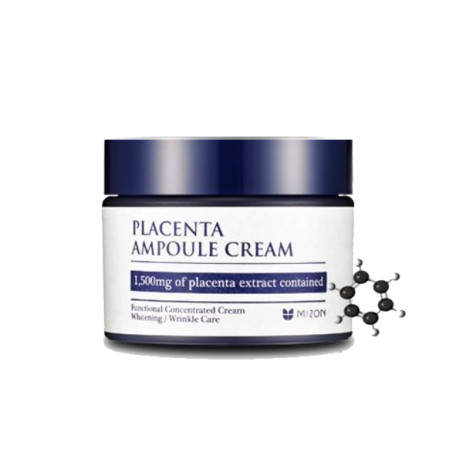 Крем для лица Mizon Placenta Ampoule Cream
