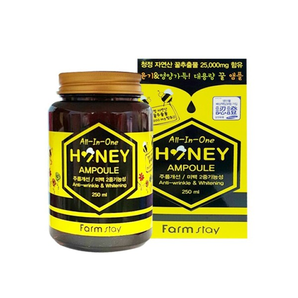 Сыворотка для лица Farm Stay AII In One Honey Ampoule