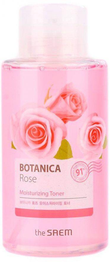 Тонер для лица Botanica Rose Moisturizing Toner