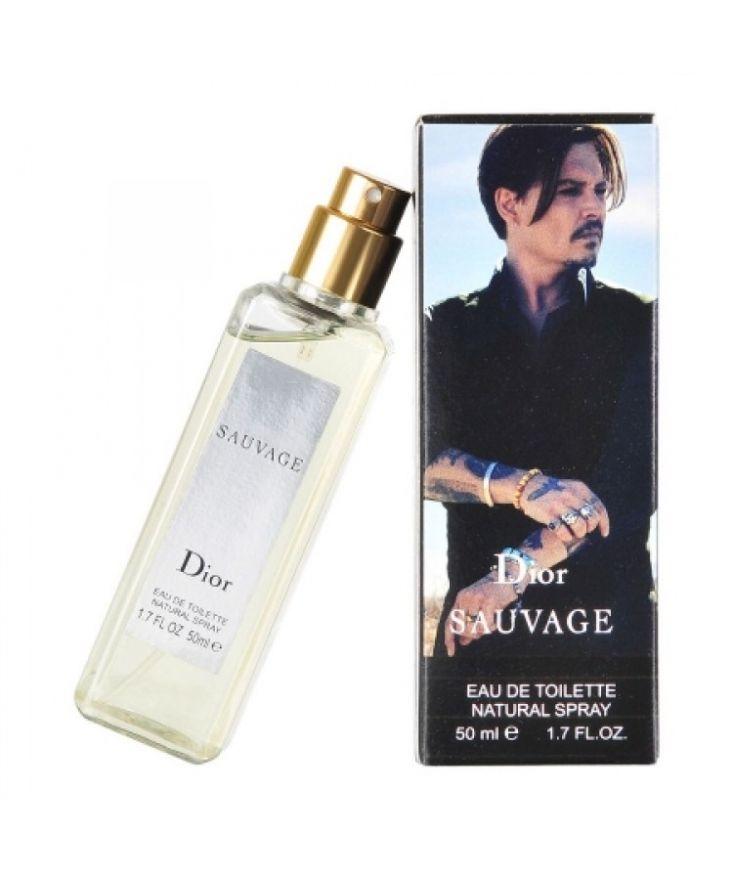 Christian Dior Sauvage 50 мл (суперстойкий)
