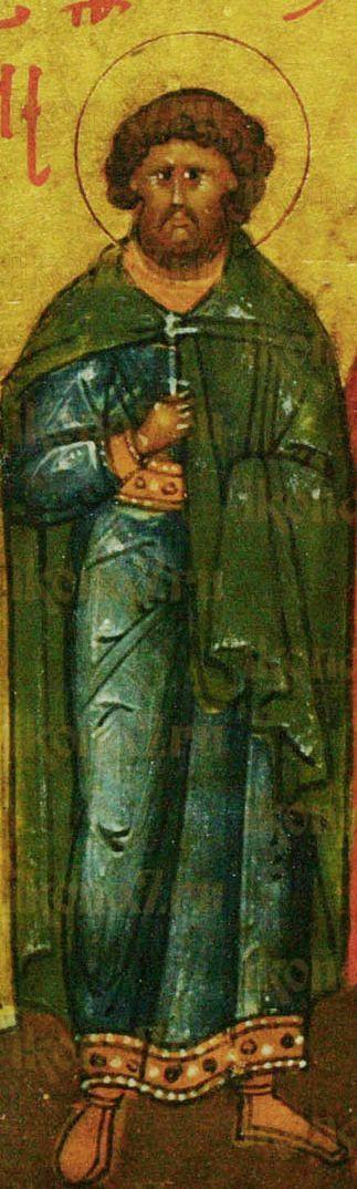 Икона Лавр Иллирийский мученик