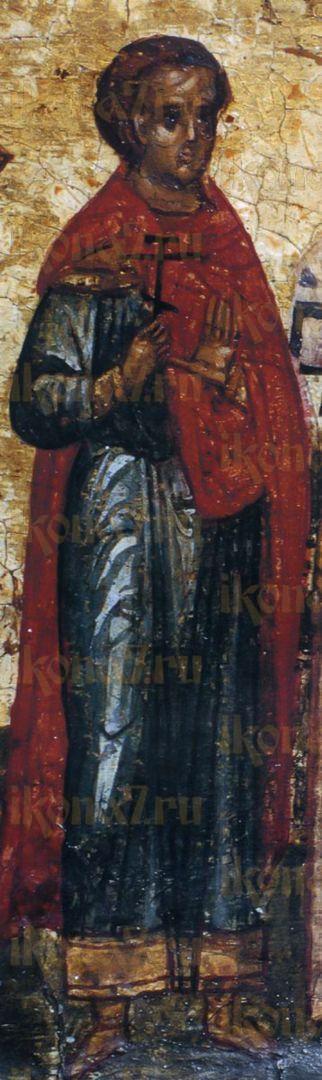 Икона Кодрат Коринфский мученик