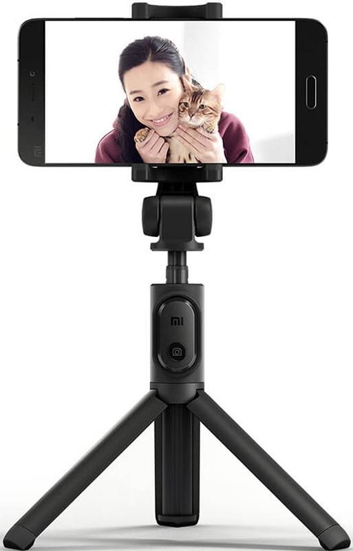 Монопод для селфи Xiaomi Mi Bluetooth Selfie Stick Tripod Black