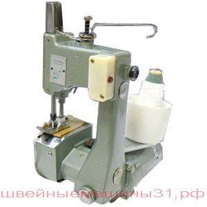 Мешкозашивочная машина JASMINE GK 9003  ; Цена в рассрочку 7500 руб.!  в рассрочку на 2 месяца (3 платежа) по 2500 руб.
