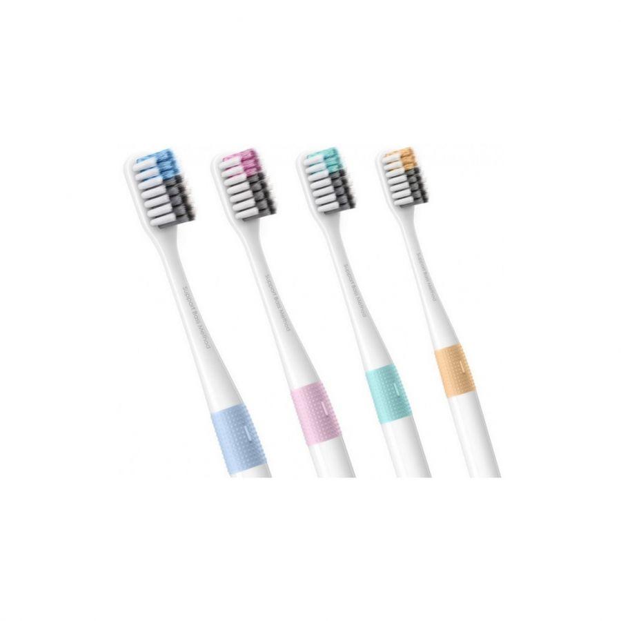 Зубная щетка Xiaomi Doctor B Colors 4 шт