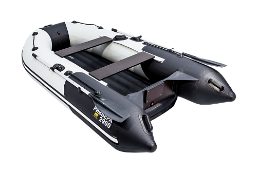 Лодка ПВХ Ривьера Компакт 3200 НДНД