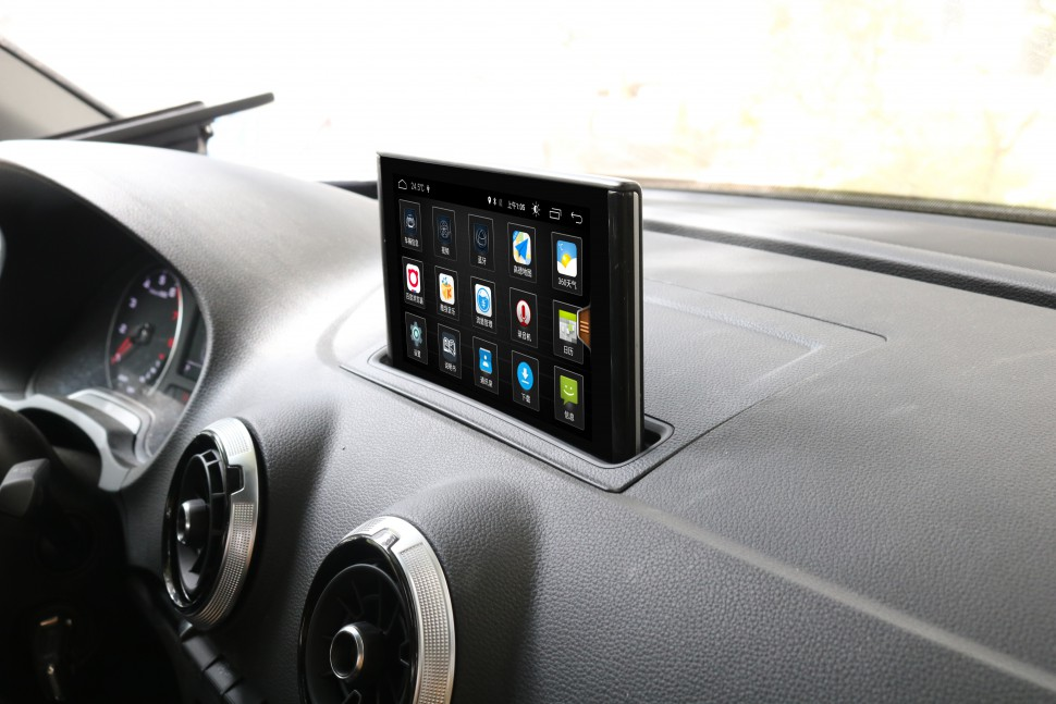 Android монитор в штатное место для AUDI A3 2013-1019