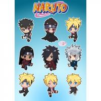 Стикеры Naruto