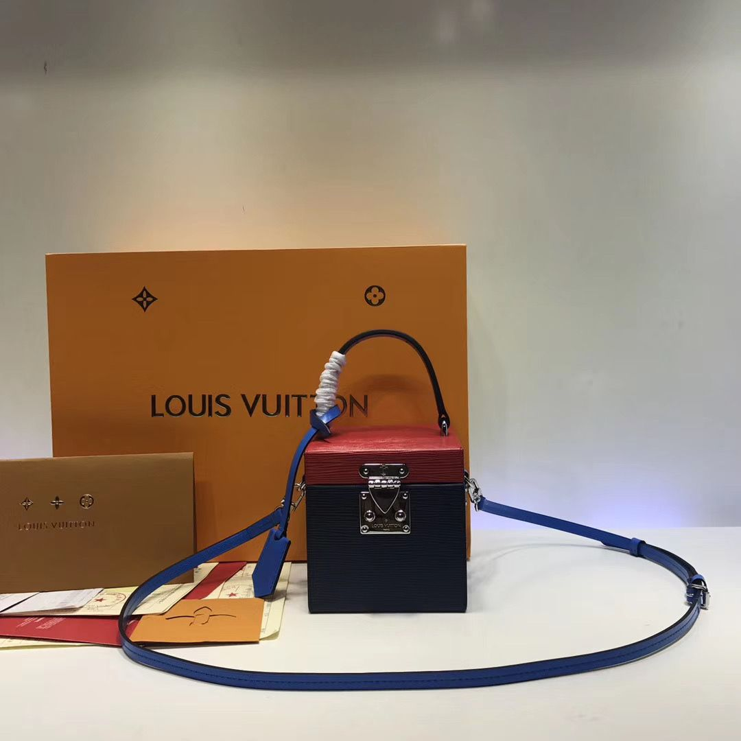 LV Vintage Bleeker Box