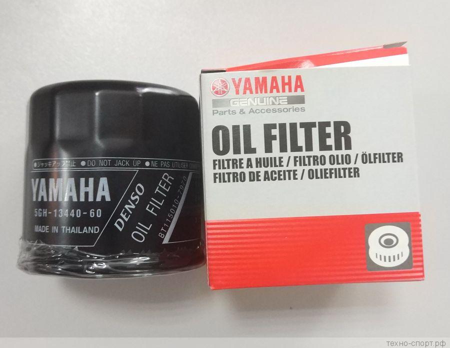 5GH-13440-60 Фильтр масляный для YAMAHA F9.9-70 OEM: 5GH-13440-20/5GH-13440-30/5GH-13440-50 (оригинал)