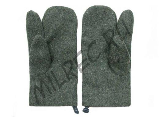 Варежки двусторонние (Tarnungs Handschuhe), реплика