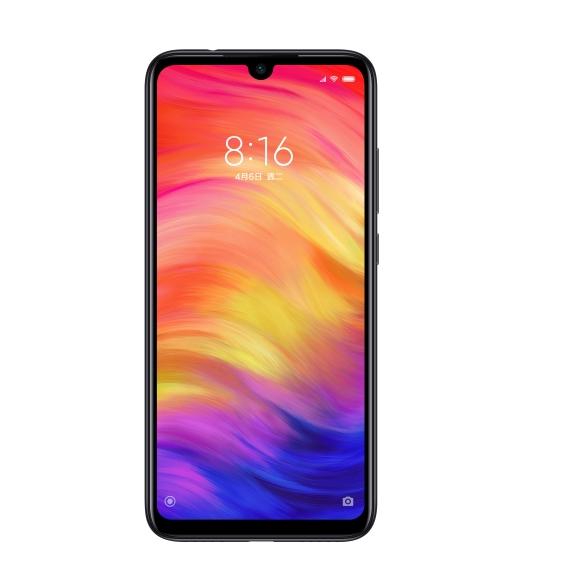 Xiaomi Redmi Note 7 32 ГБ (черный)