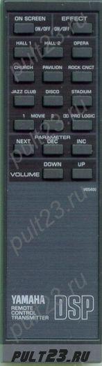 YAMAHA VI05400, DSP-E300