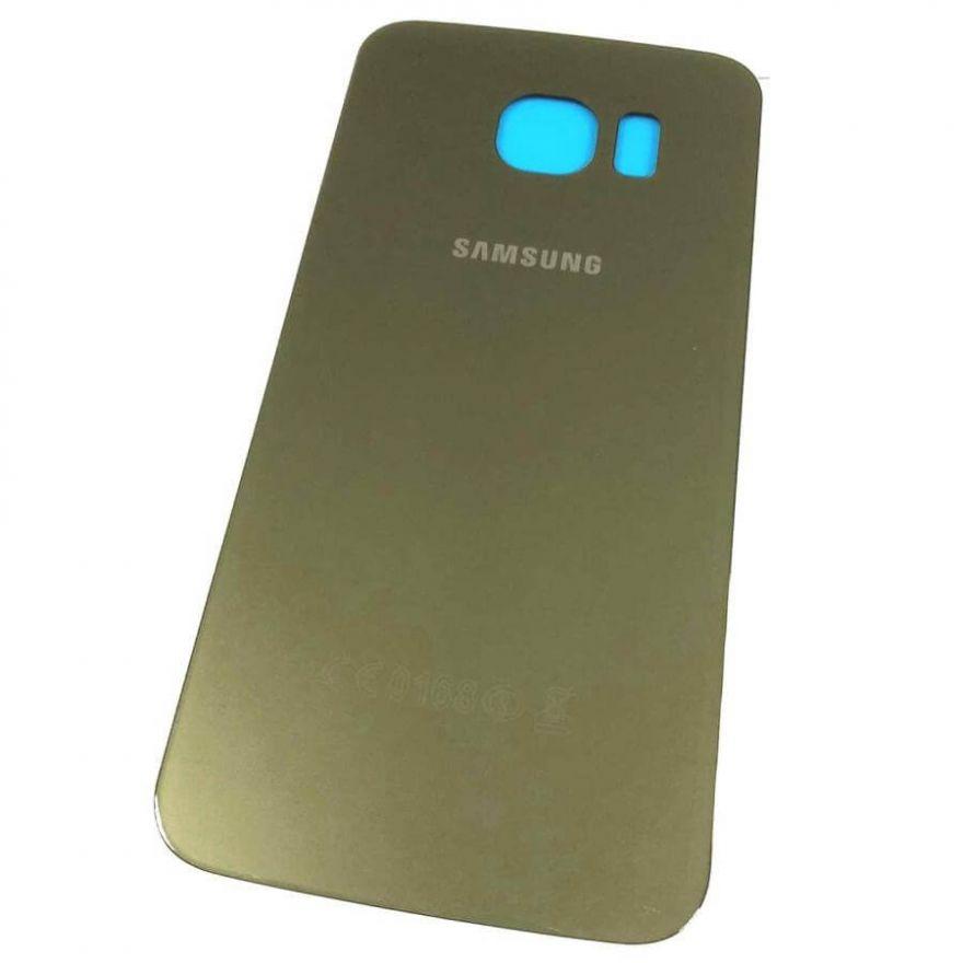 Задняя крышка для Samsung Galaxy S6 Edge (G925F)