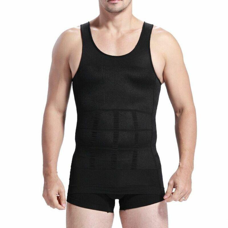 Корректирующее мужское белье Slim&Lift, цвет чёрный