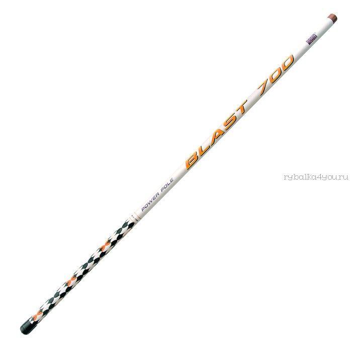 Удочка Brain Blast Pole 5 м фактическая  длина - 4,72 m, 225 g