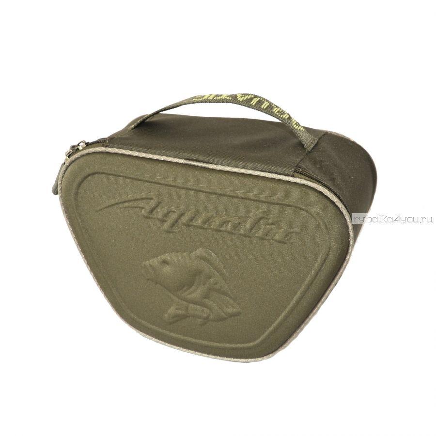 Тубус Aquatic  для карповой катушки Ч-23   разм. 28х20х14 см.