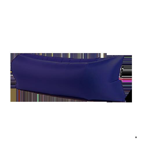 Надувной матрас (Ламзак), цвет фиолетовый