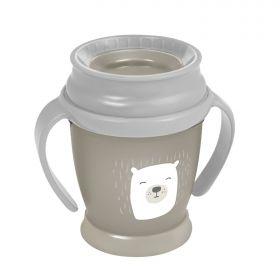 Поильник-чашка обучающий LOVI Buddy 250мл с 12мес