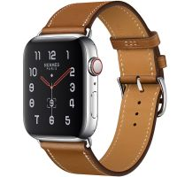 Apple Watch Hermes Series 5 40mm Fauve Leather Single Tour