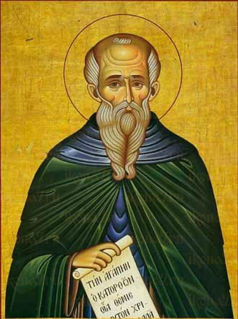Икона Зосима Финикийский преподобный