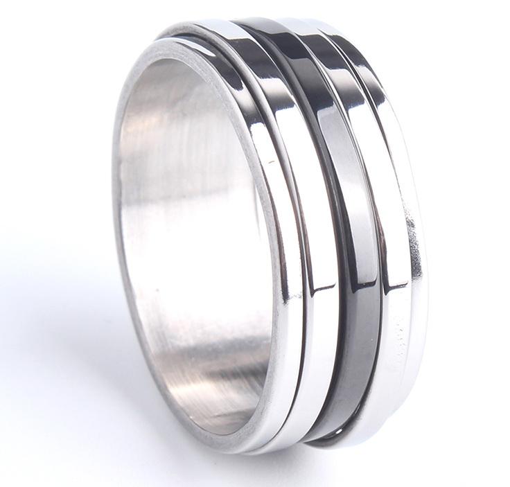 Тройное вращающееся кольцо