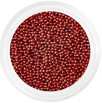 Бульонки для дизайна 2,5гр красные
