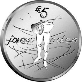 Яап Эден  5 евро Нидерланды  2019