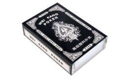 Карты для покера  Wei Kang  пластиковые