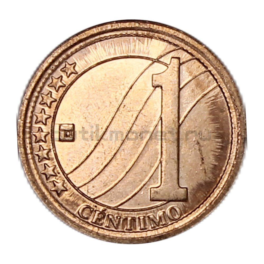 1 сентимо 2009 Венесуэла