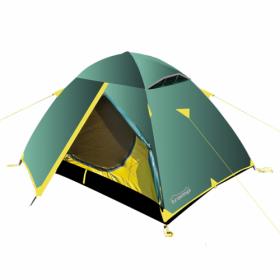 Палатка туристическая Tramp Scout 3 V2 TRT-56