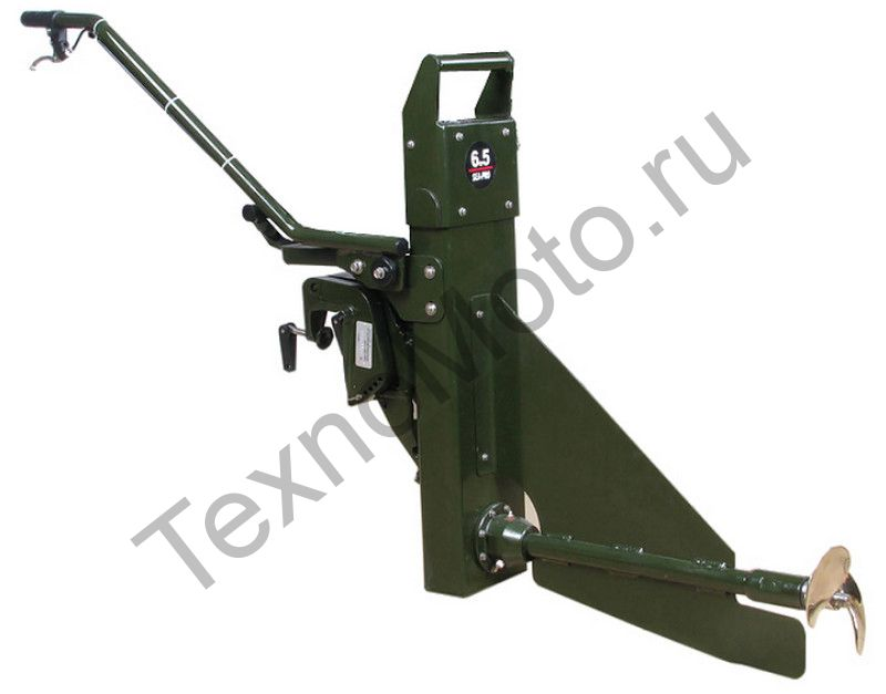 Рама-редуктор болотохода SEA-PRO SMF-18