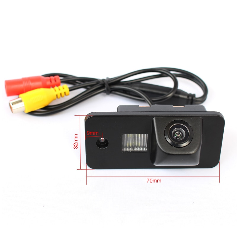Камера заднего вида Ауди RS4