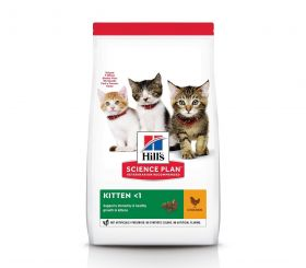 Hill's Kitten Chicken - Для котят с курицей (3 кг)