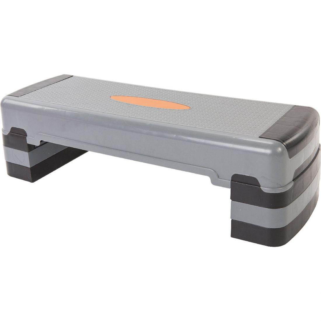 Степ-платформа для аэробики 3 уровня INDIGO 97317