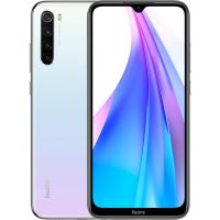 Смартфон Xiaomi Redmi Note 8T 3/32GB Moonlight White