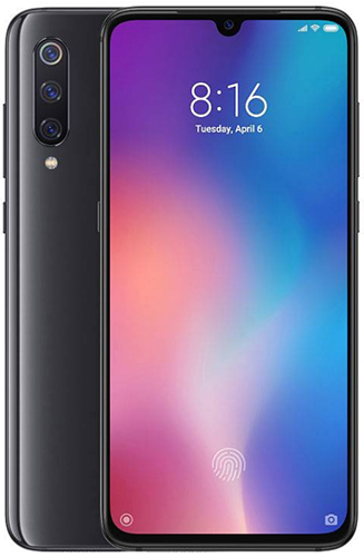 Смартфон Xiaomi Mi 9 6/64Gb Piano Black