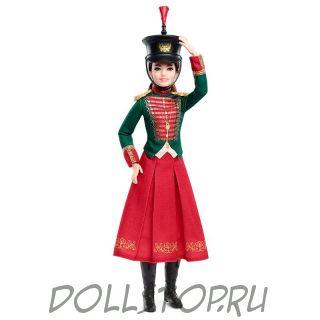 """Коллекционная кукла Барби Клара в форме Солдатика из """"Щелкунчика"""" - BARBIE DISNEY CLARA'S SOLDIER UNIFORM DOLL"""