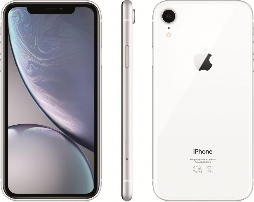 Apple iPhone XR 128GB Белый