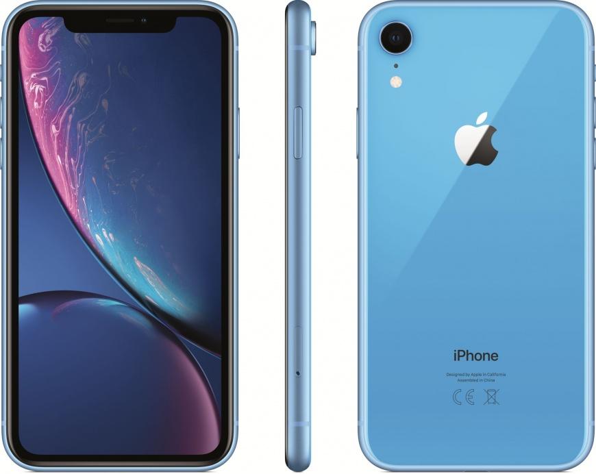 Apple iPhone XR 128GB Синий