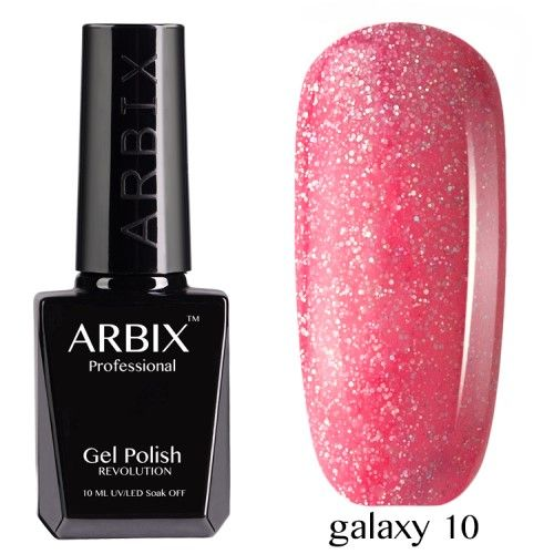 Гель-лак Arbix Galaxy 10 мл большая медведица 10